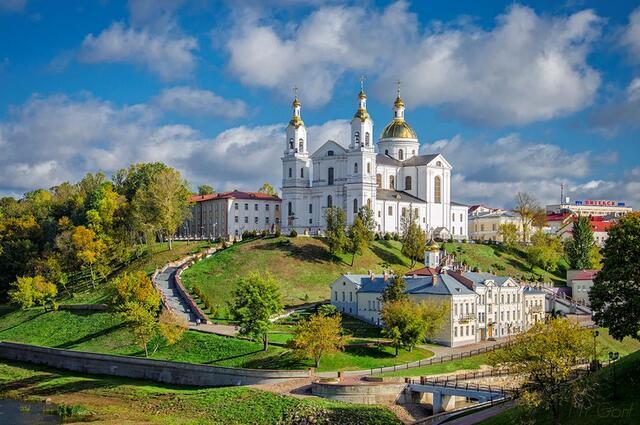 Где остановиться в Витебске, топ 5 гостиниц