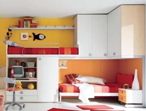 Лучшая мебель для детской комнаты - это Италия!