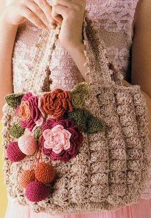 Вязание летней сумочки
