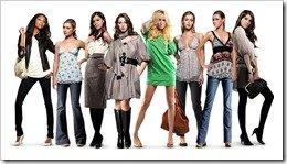 Модные тенденции: береты и шарфы в 2013 году