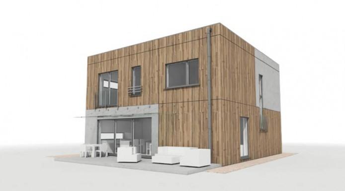 Проект «Дом Куб»