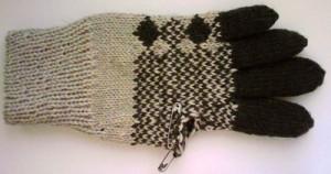 Вязанные перчатки8