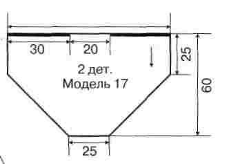 Пушистое пончо размер: длина пончо 60 см