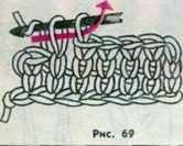 Вязание крючком шапочки